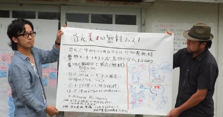 【レポート】第1回山形おこしソン